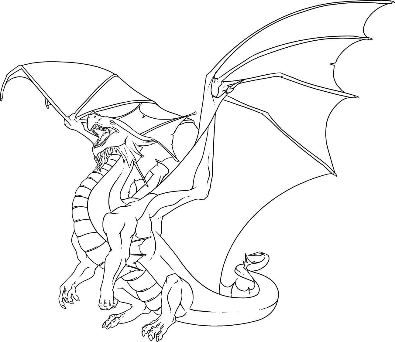 Раскраска Драконы Скачать Игры, Angry Birds .  Распечатать ,Персонаж из игры,