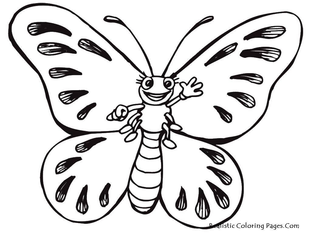 Раскраска бабочка Скачать ,гринч,.  Распечатать