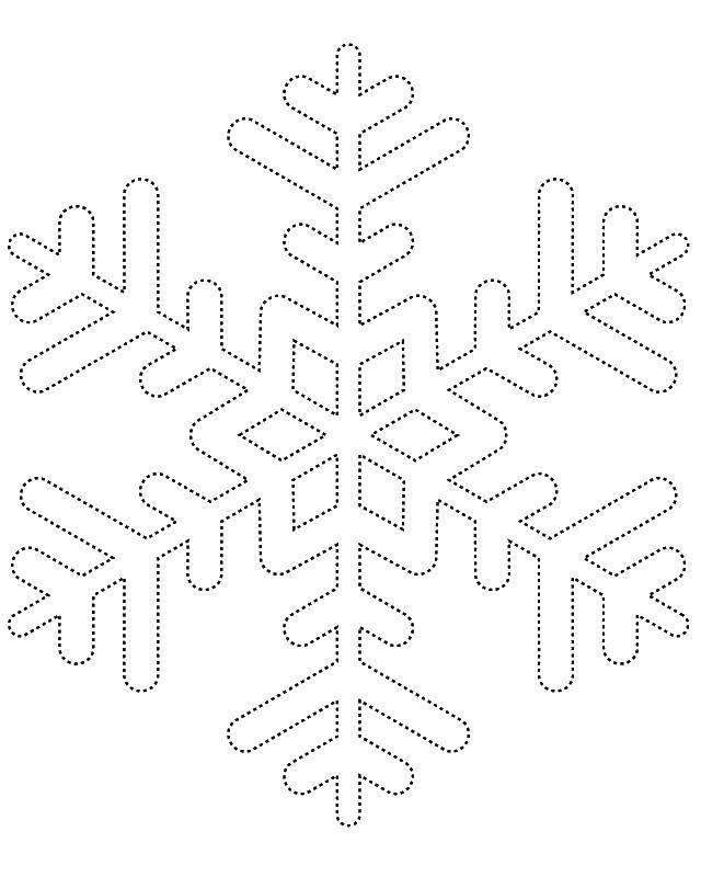 Раскраска Контур снежинки Скачать миньоны.  Распечатать ,миньоны,