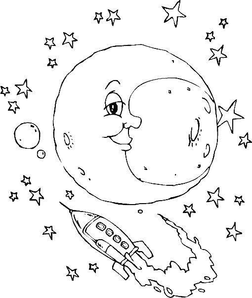 Раскраска День космонавтики Скачать Комиксы, Спайдермэн, Человек Паук.  Распечатать ,человек паук,