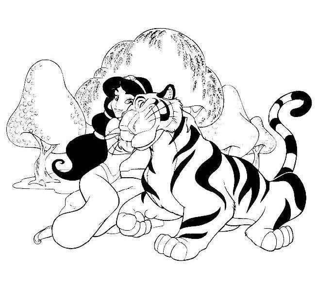 Раскраска Диснеевские раскраски Скачать ,медведи,бита, мяч, дерево,.  Распечатать