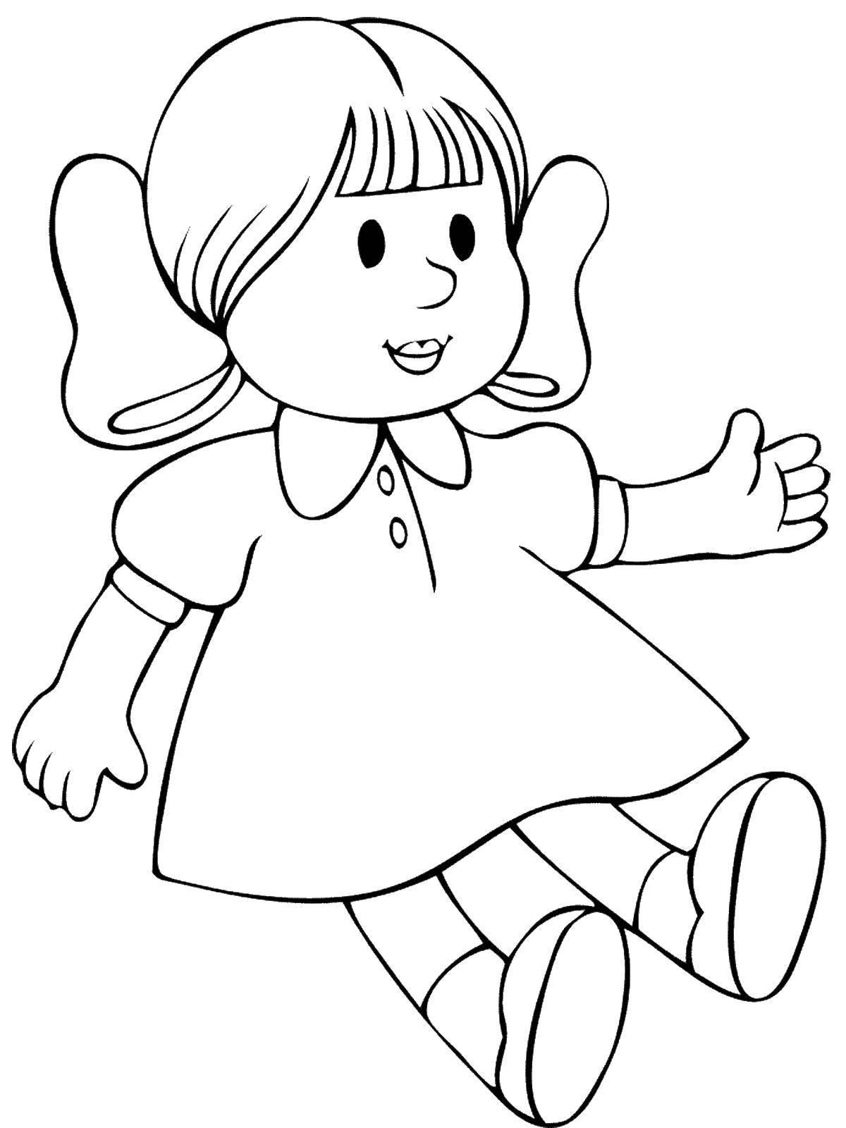 Раскраска Раскраски для малышей Скачать .  Распечатать