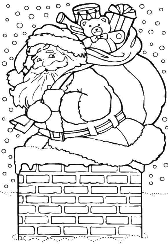 Раскраска Рождество Скачать примеры, картинка, математика, тюлень.  Распечатать ,математические раскраски,