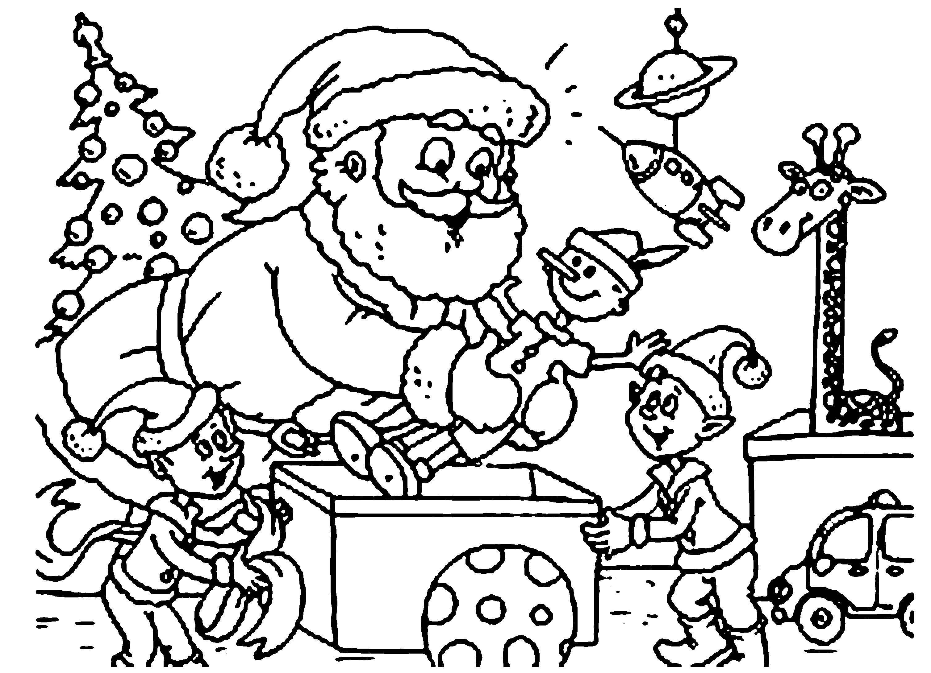 Раскраска Рождество Скачать Драконы, дракончик.  Распечатать ,Драконы,