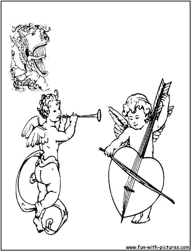 Раскраска музыкальные инструменты Скачать бальное платья, золушка.  Распечатать ,бальные платья,