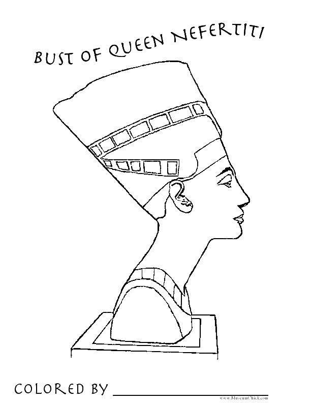 Раскраска Королева Скачать .  Распечатать
