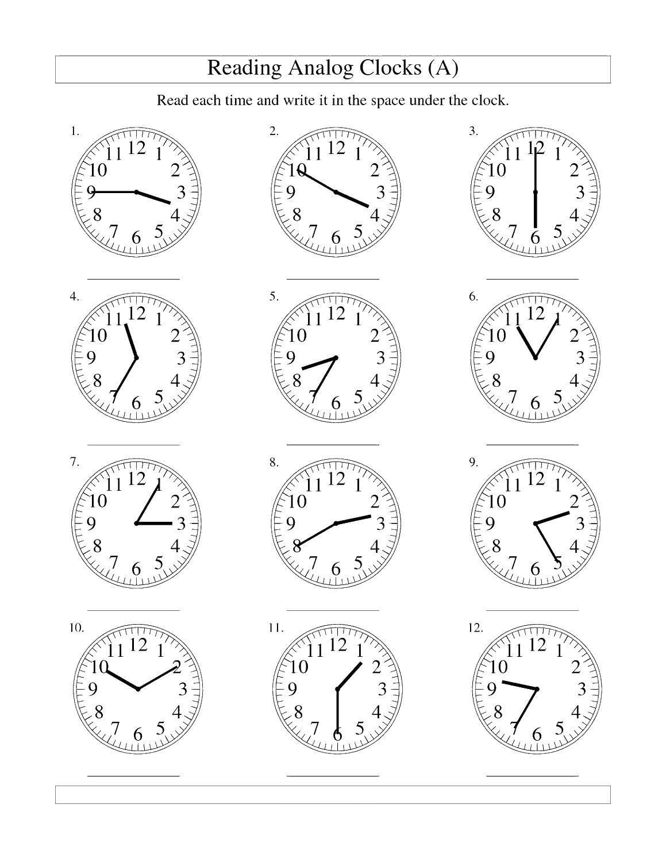 Раскраска Разное время Скачать ,время, часы,.  Распечатать