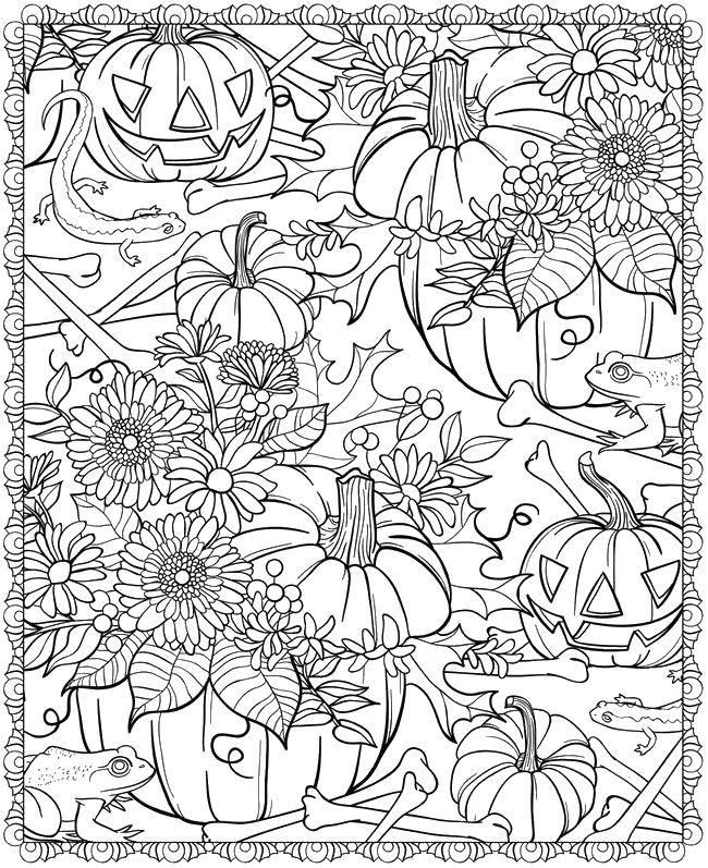 Раскраска Хэллоуин Скачать Узоры, цветок.  Распечатать ,узоры,