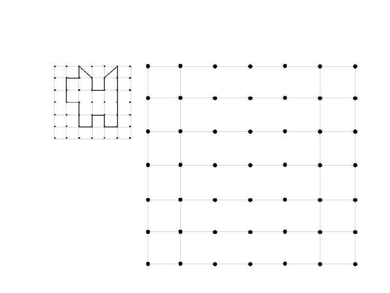 Раскраска дорисуй по образцу Скачать математические раскраски.  Распечатать ,математические раскраски,