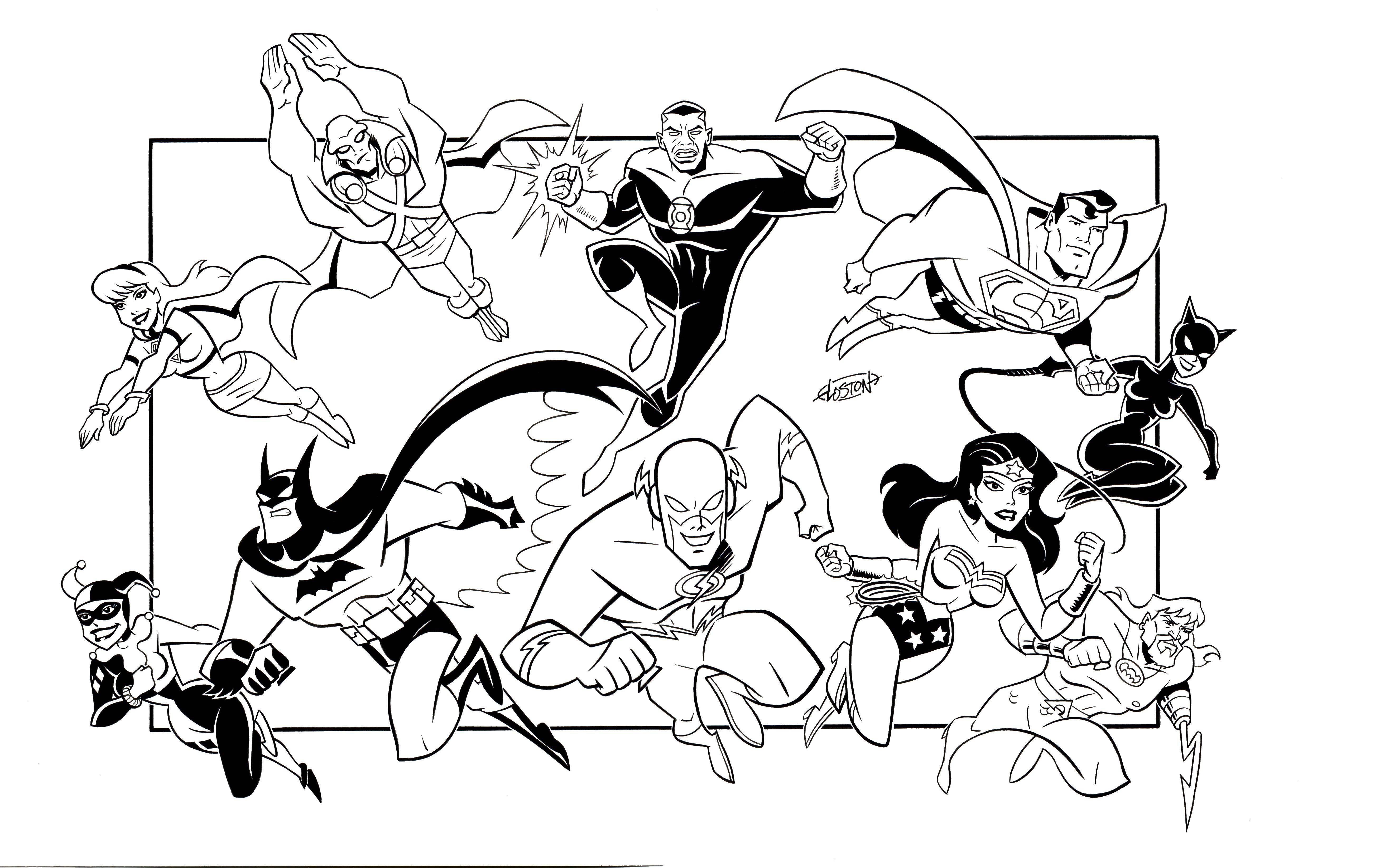 Раскраска супергерои Скачать Диплодоки, динозавры.  Распечатать ,динозавр,