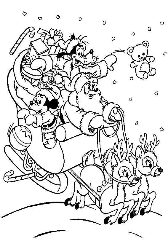 Раскраска Рождество Скачать Узоры, геометрические.  Распечатать ,С узорами,