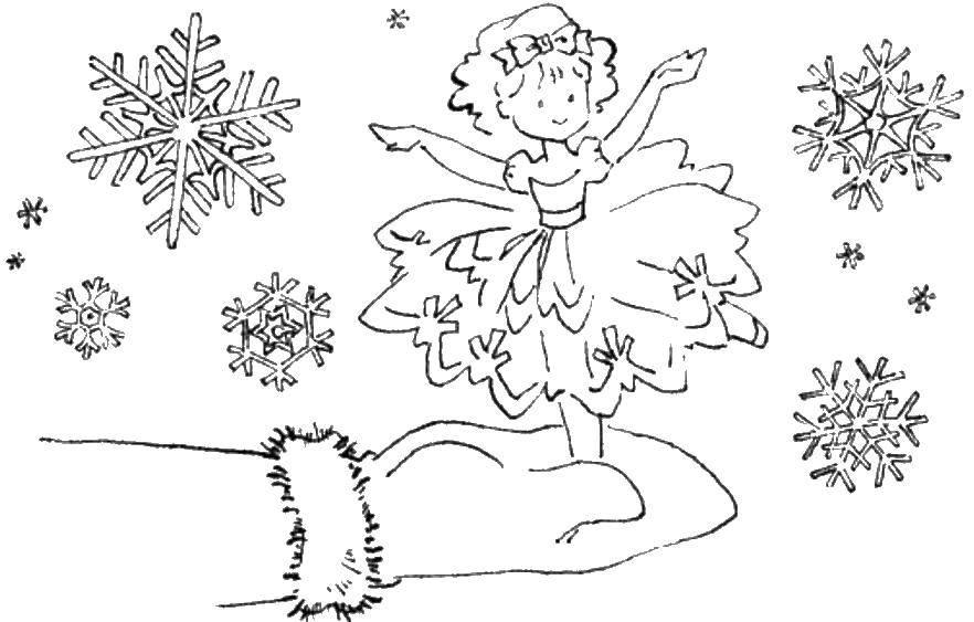Раскраска открытки с новым годом Скачать ,Октонавты, мультфильм,.  Распечатать