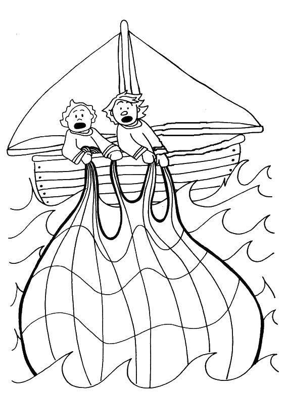 Раскраска морское Скачать ,Листья лопуха,.  Распечатать