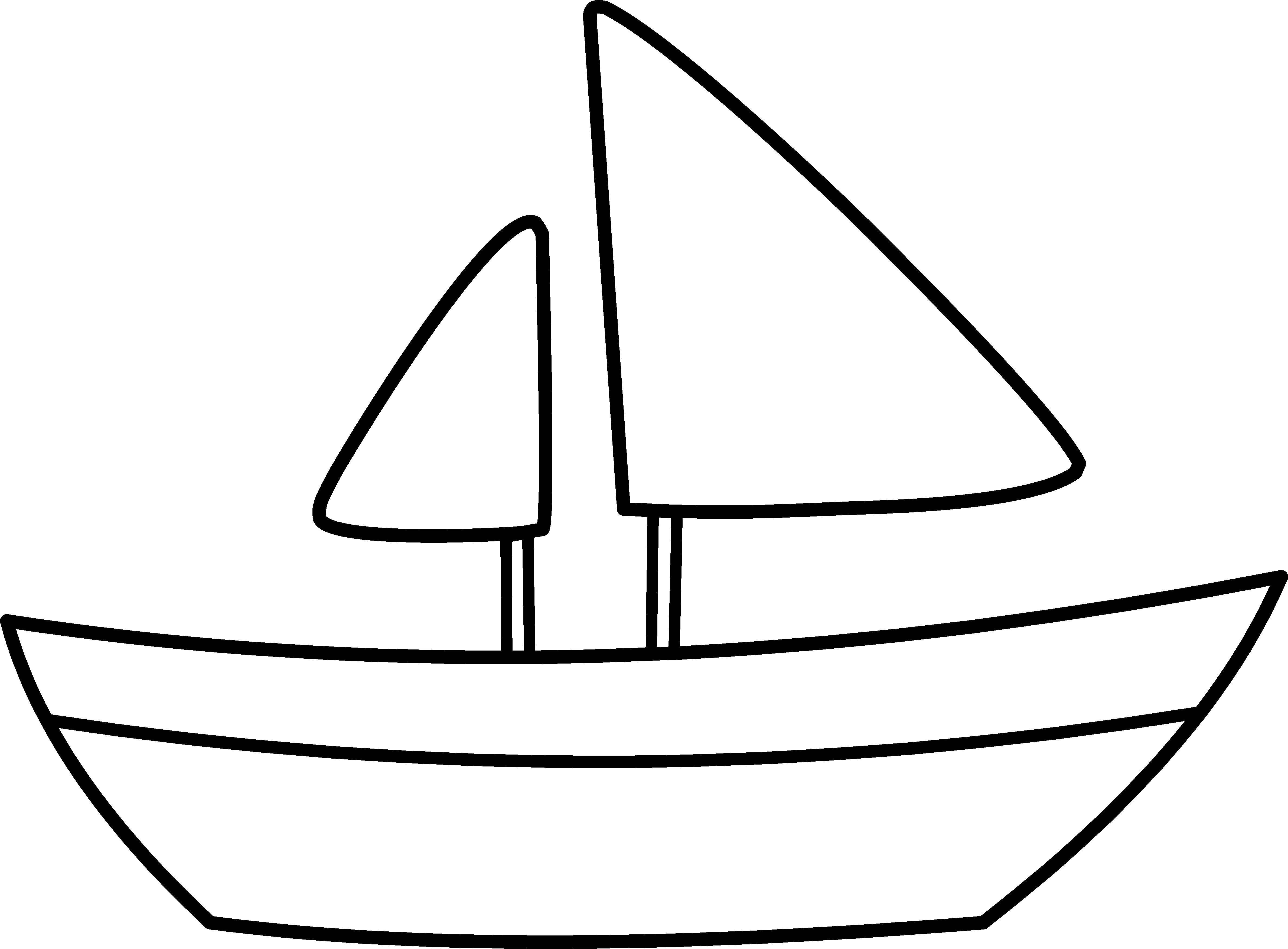 раскраски кораблик Poisk