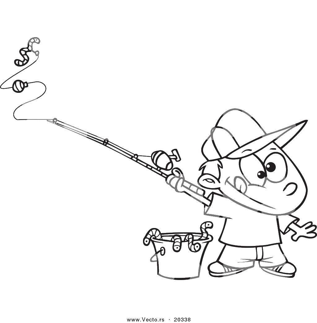 Раскраска  Скачать ,сказки, Пиноккио, папа Карло,.  Распечатать