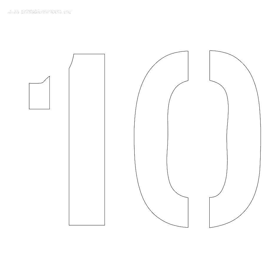 Раскраска Цифры Скачать антисресс, узоры, фигуры, цветы.  Распечатать ,Антистресс,