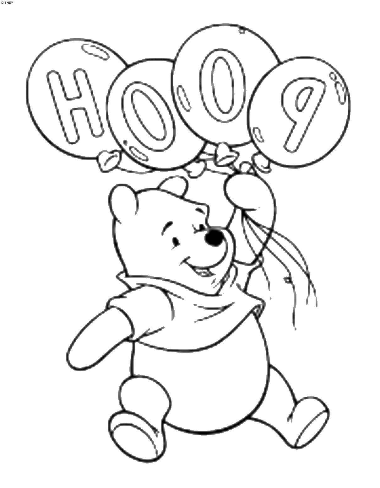 Раскраска Шарики пуха Скачать Персонаж из мультфильма.  Распечатать ,мультфильмы,