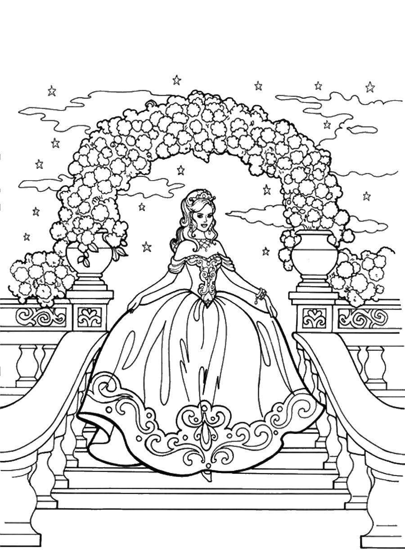 раскраски еве раскраска невеста у алтаря свадьба
