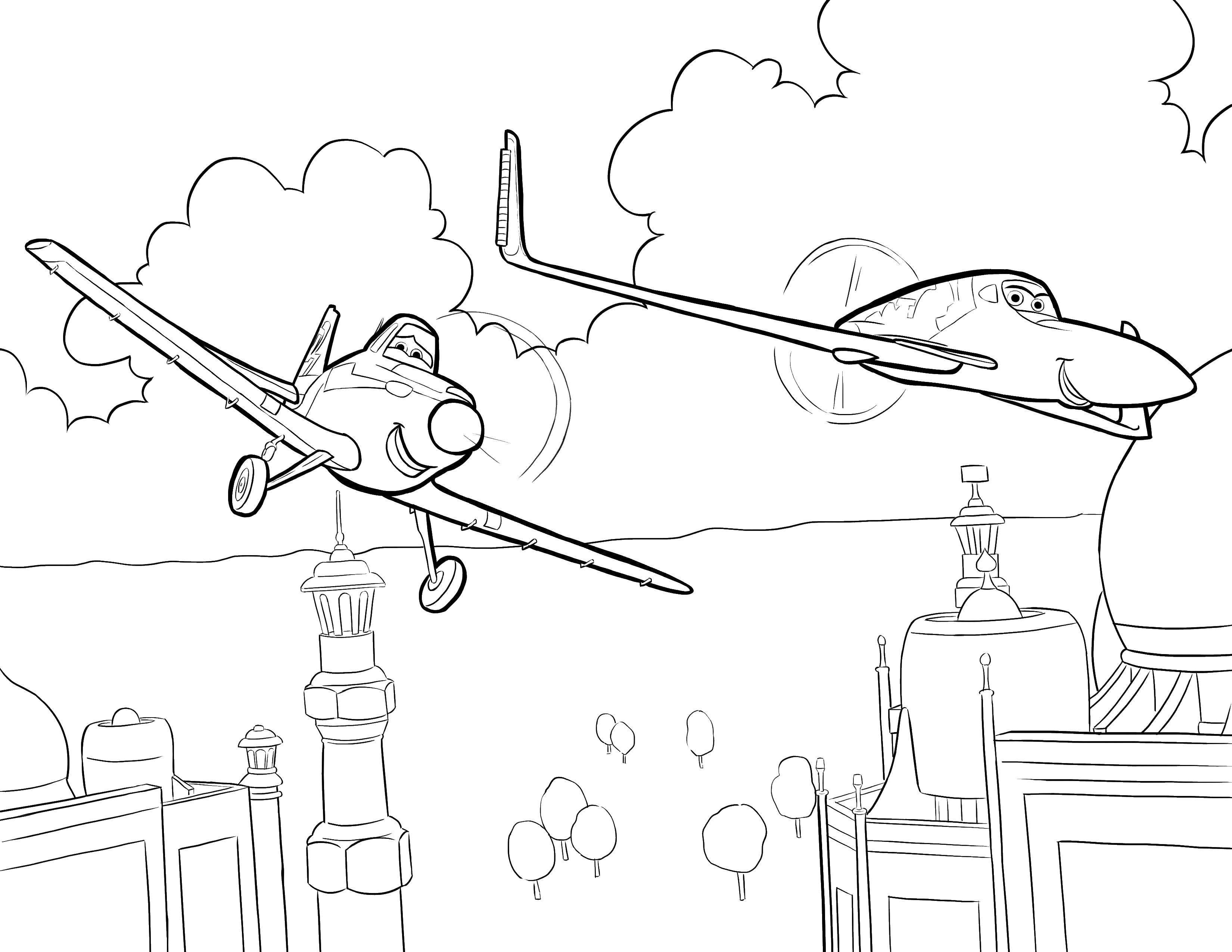 Раскраска самолеты Скачать роза.  Распечатать ,Я тебя люблю,