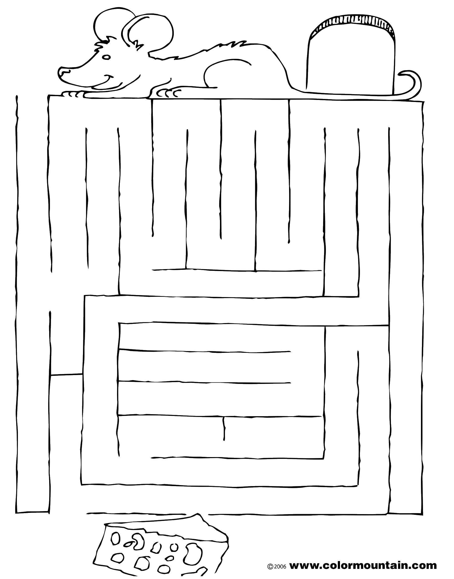 Раскраска  Скачать ,котенок гав,.  Распечатать