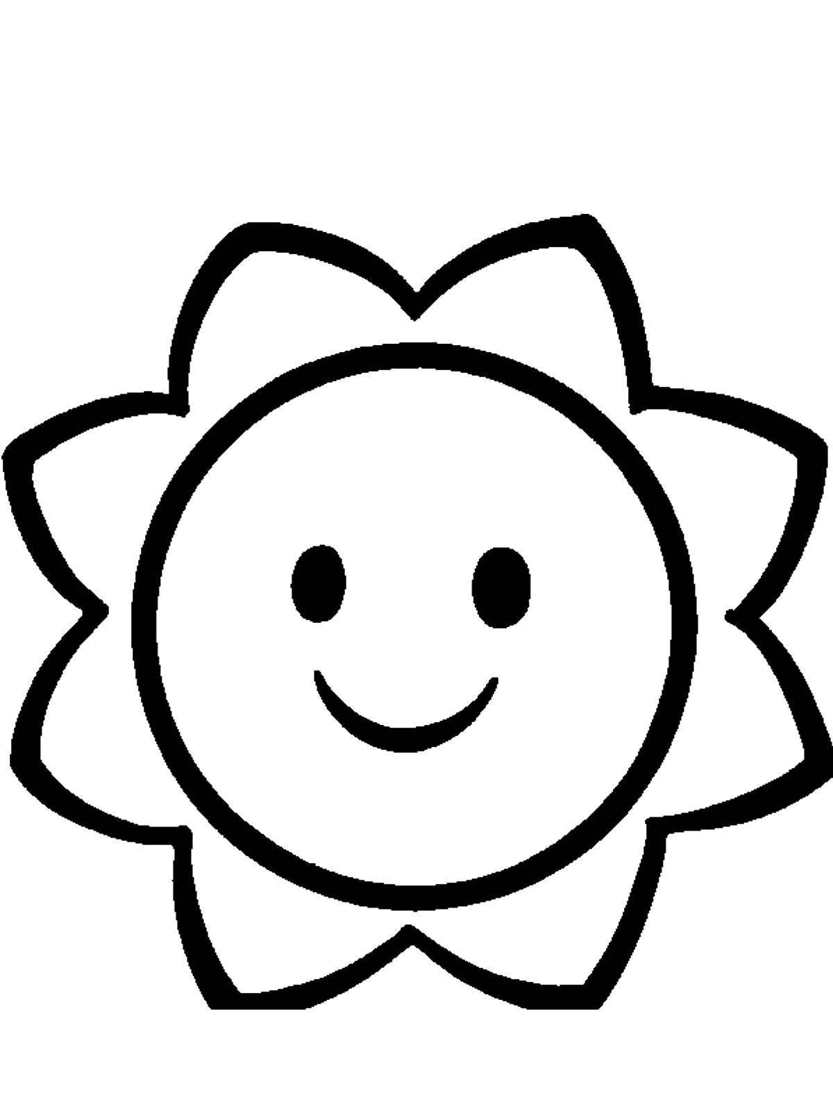 Раскраска Раскраски для малышей Скачать ,бабочка, точки, раскраска,.  Распечатать
