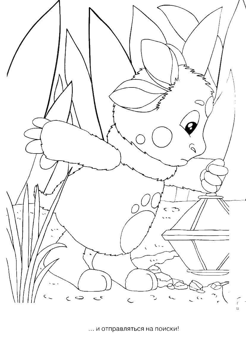 Раскраска  Скачать Персонаж из мультфильма, История игрушек .  Распечатать ,история игрушек,