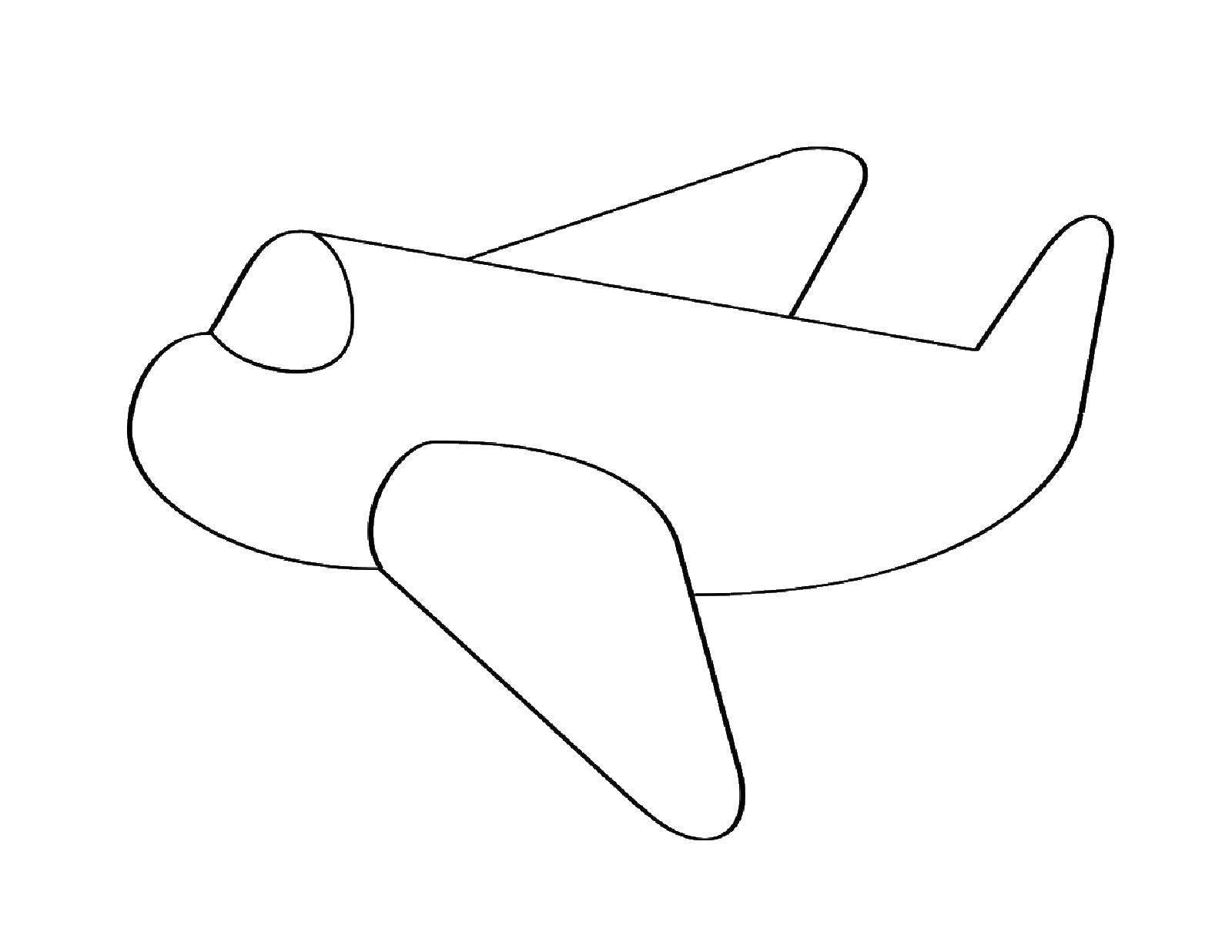 раскраски раскраска самолётик раскраски для малышей сайт