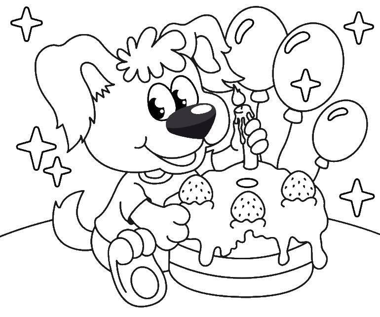 Раскраска  Скачать медведь.  Распечатать ,раскраски для маленьких,