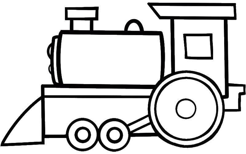 Раскраска поезд Скачать ,черепашка, ниндзя, микеланджело,.  Распечатать