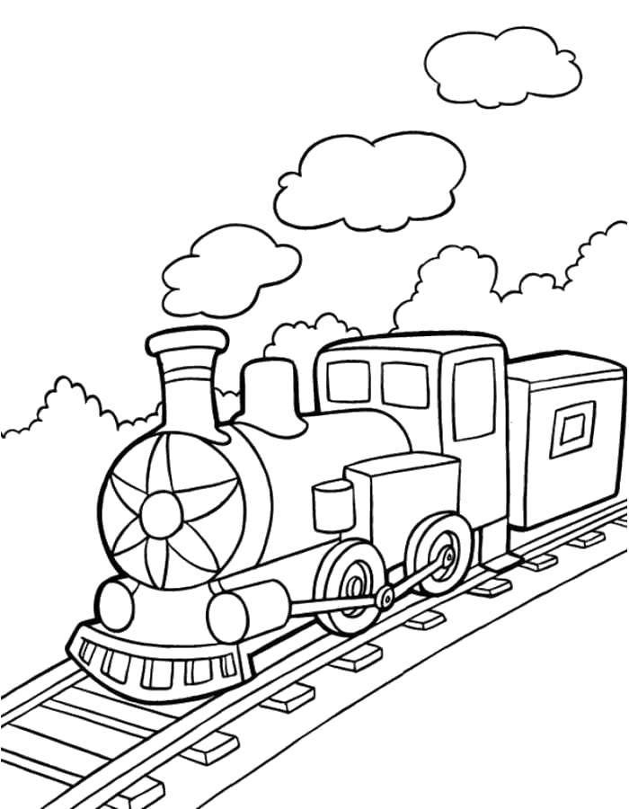 Раскраска поезд Скачать маска, маски, черепашки ниндзя.  Распечатать ,Маски,