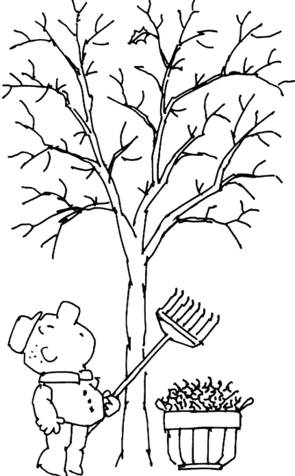 Раскраска дерево Скачать Париж.  Распечатать ,Чудеса Света,