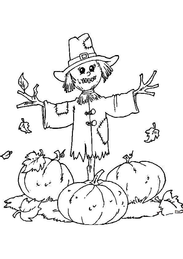 Раскраска Хэллоуин Скачать смайлик, улыбка.  Распечатать ,смайлики,