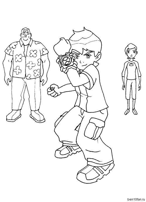 Раскраска Персонаж из мультфильма Скачать ,скакалка, девочки,.  Распечатать