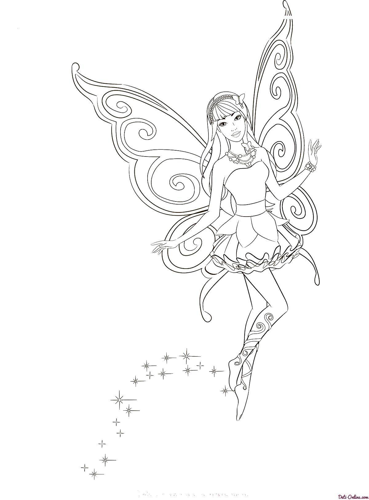 Раскраска раскраски для девочек Скачать Дисней, принцесса.  Распечатать ,Диснеевские раскраски,