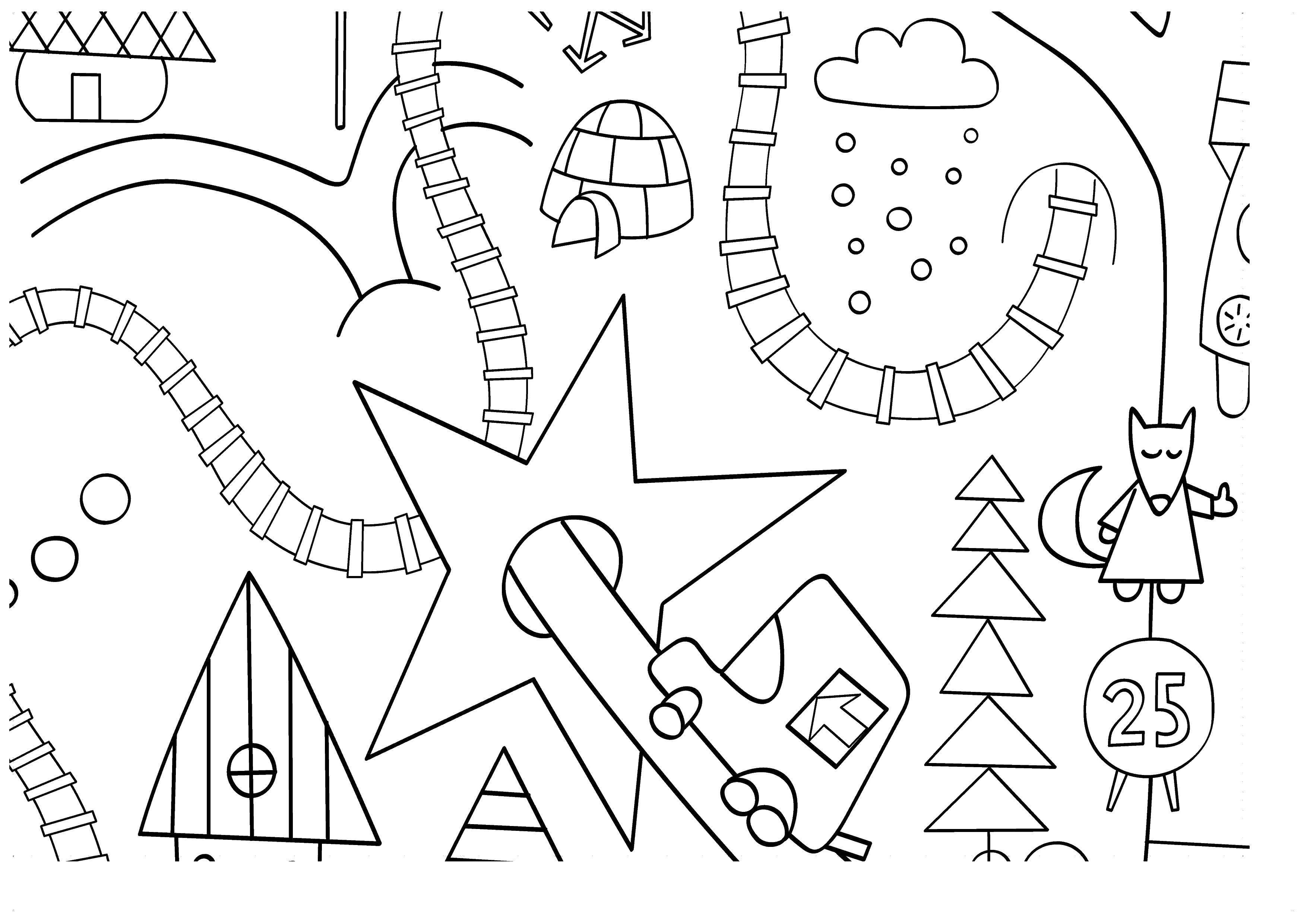 Раскраска Персонаж из мультфильма Скачать ,Дисней, Алладин, Абу,.  Распечатать