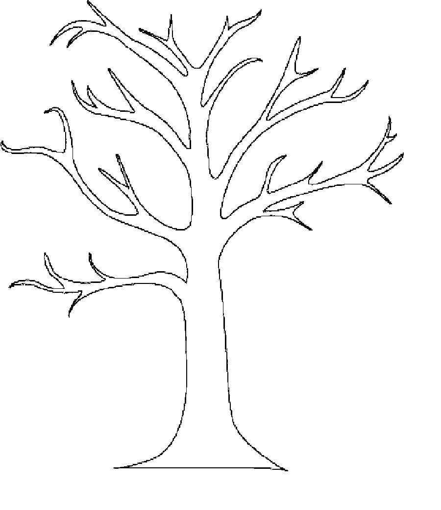 Раскраска Контуры листьев Скачать ,101 далматинец, Дисней, мультфильм,.  Распечатать