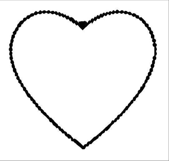 Раскраска День святого валентина Скачать ковер, логика.  Распечатать ,найди предметы,