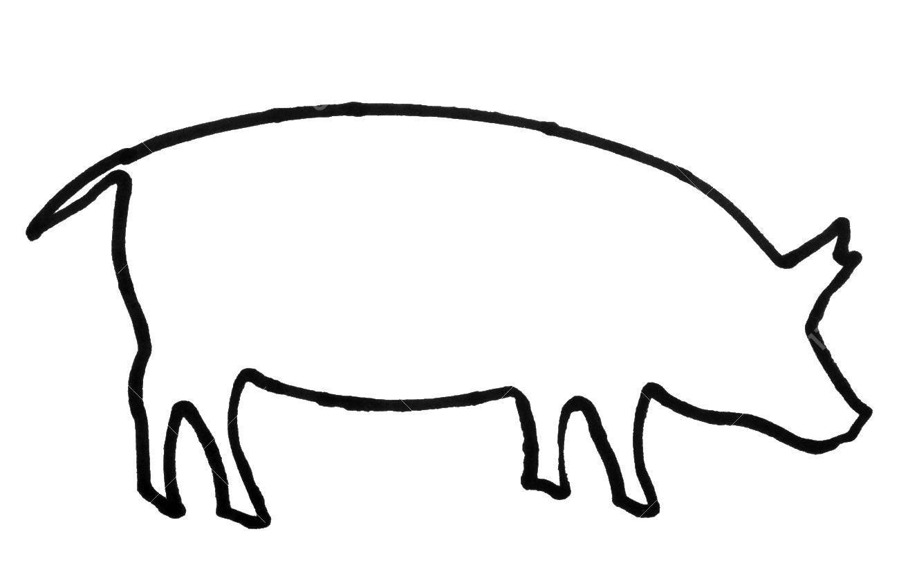 Раскраска Контуры животных Скачать минни, платье, бантик.  Распечатать ,микки маус,
