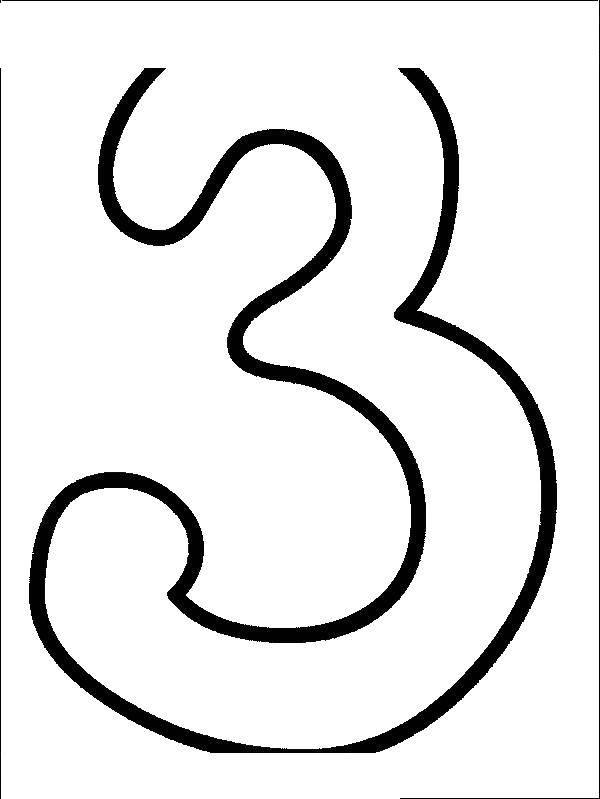 Раскраска Контуры цифр Скачать мультфильмы, черепашки ниндзя.  Распечатать ,черепашки ниндзя,