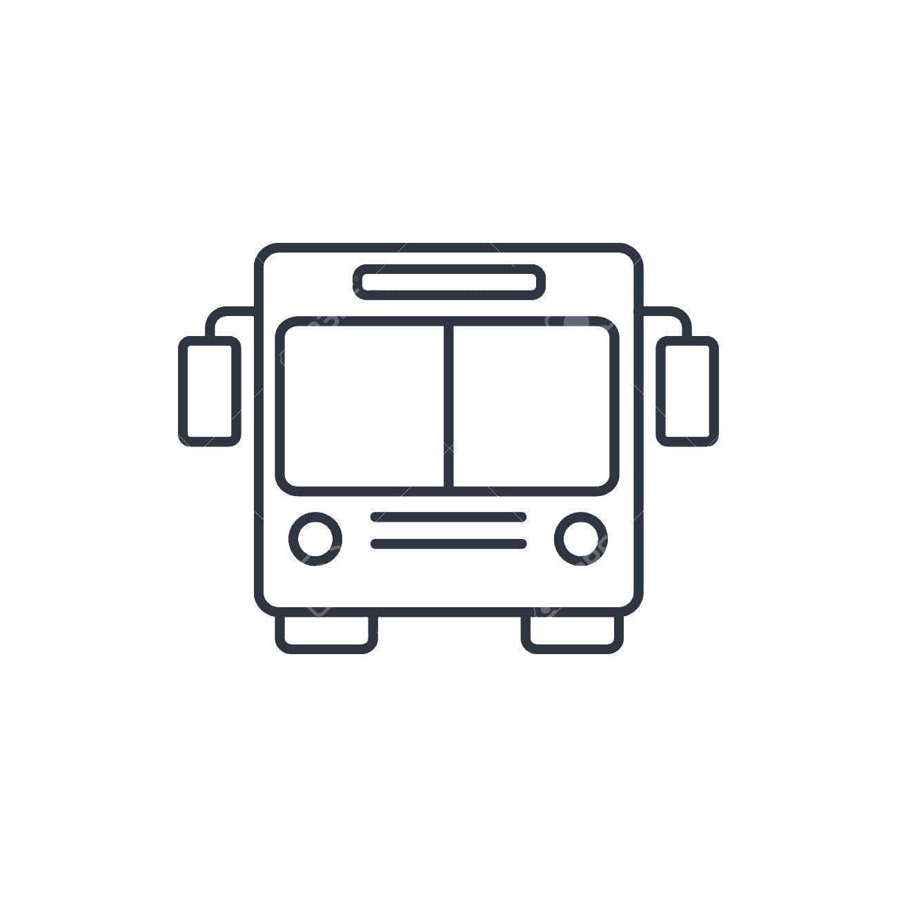 Раскраски автобус, Страница:2.