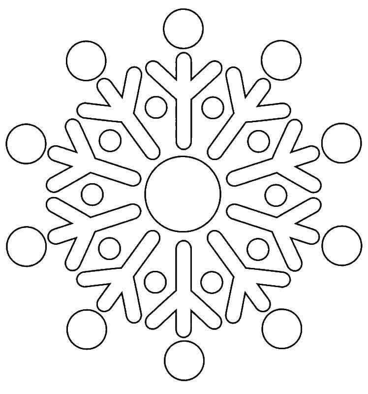 Раскраска снежинки Скачать робокар, Скулби, Клини.  Распечатать ,поли робокар,