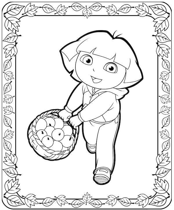 Раскраска Персонаж из мультфильма Скачать ягода.  Распечатать ,ягоды,