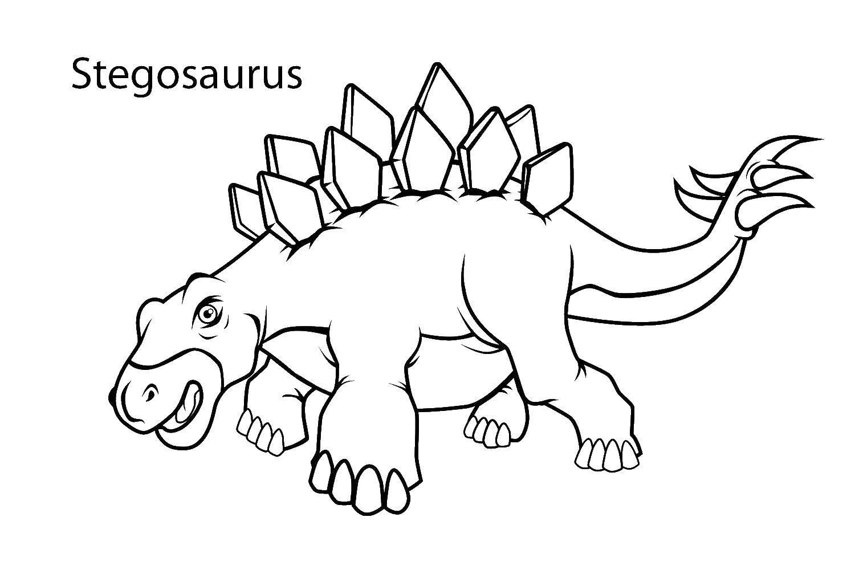 Раскраска динозавр Скачать испанский язык, раскраска, краб.  Распечатать ,испанский язык,