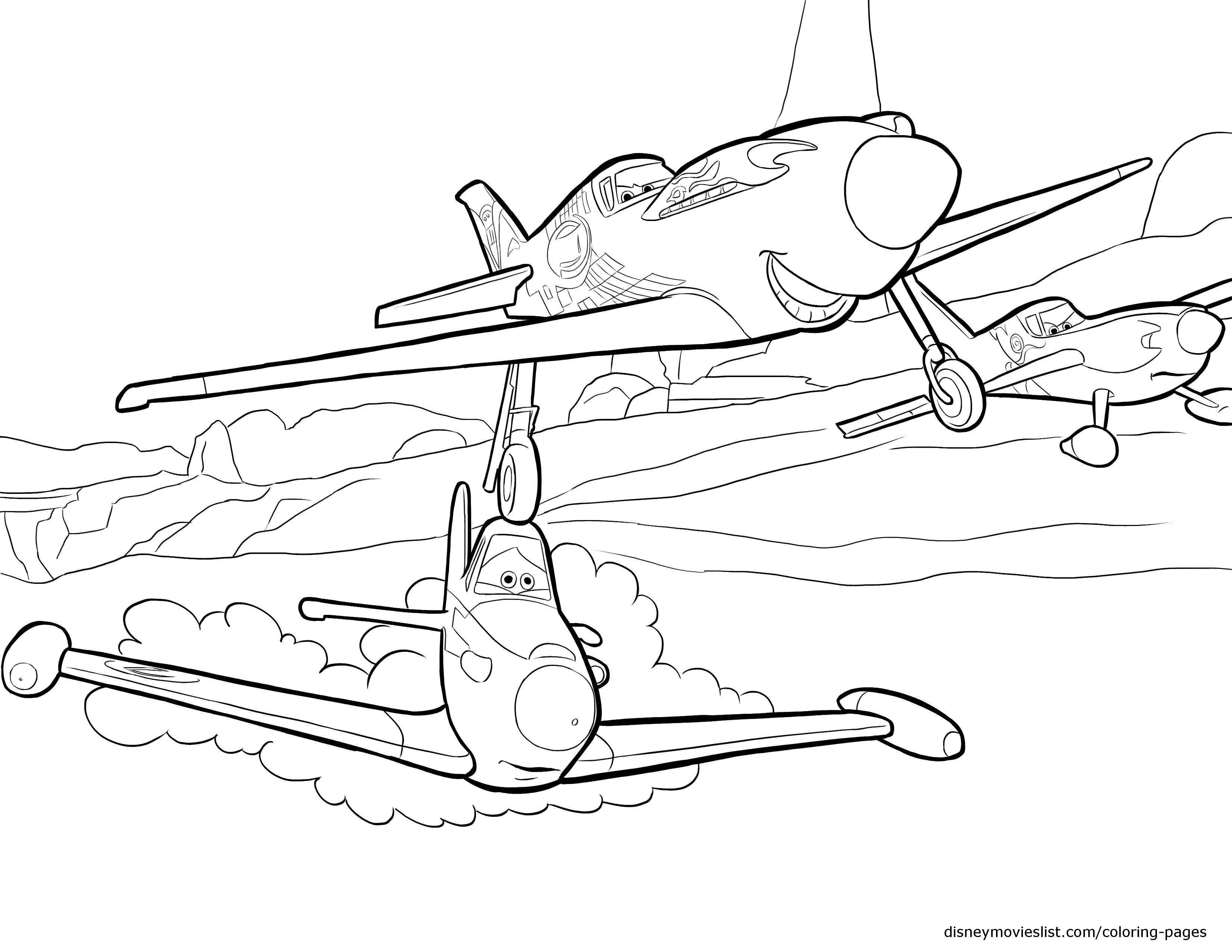 Раскраска самолеты Скачать паук, муха.  Распечатать ,Насекомые,