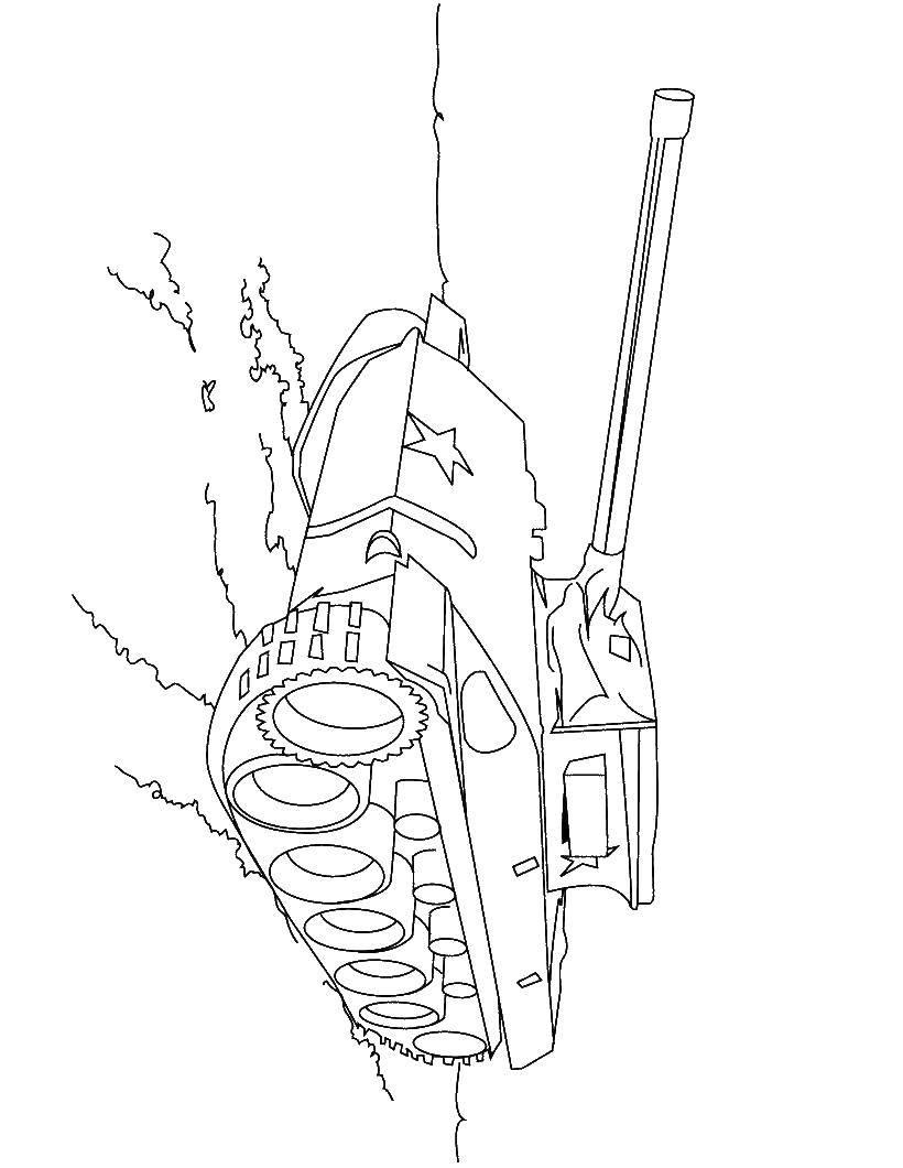 Раскраска военные раскраски Скачать ,Поиск предметов,.  Распечатать