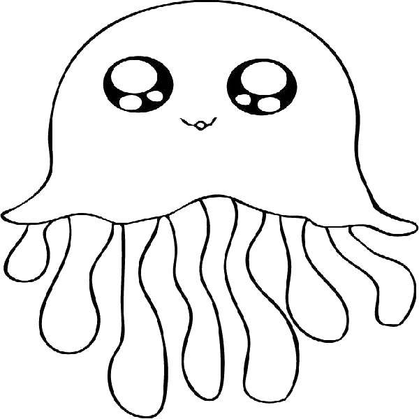 Раскраска морские обитатели Скачать Зомби против растений, мультфильмы.  Распечатать ,Зомби против растений,