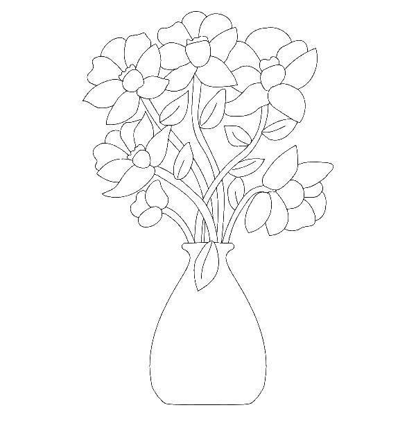 Раскраски вазе, Страница:5.