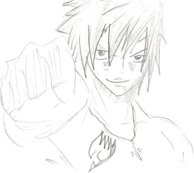 Раскраска Аниме персонаж Скачать аниме, рисуем, тело, лицо.  Распечатать ,аниме хвост феи,