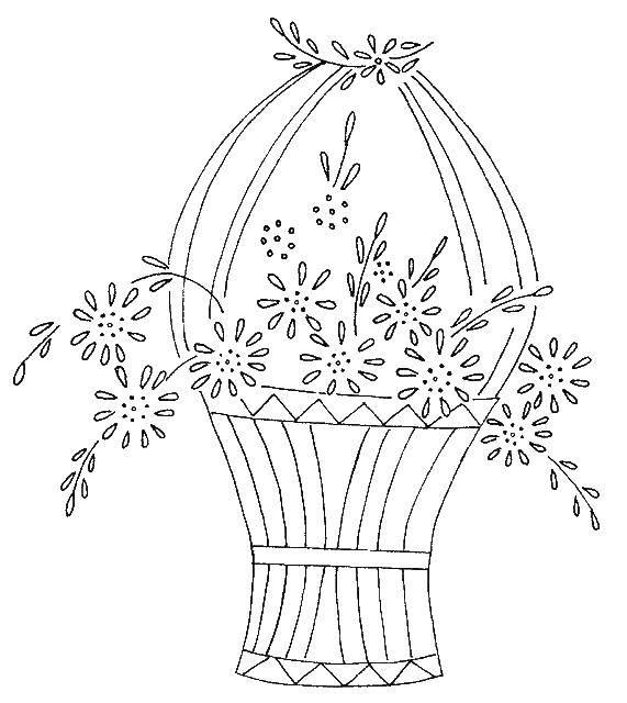 Раскраска узоры орнамент трафареты цветы Скачать ,профессии, пожарный, пожар,.  Распечатать