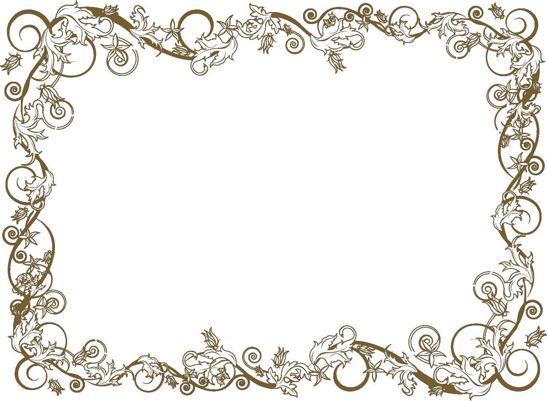 Раскраска Рамка из листьев и стеблей красивая Скачать рамка.  Распечатать ,рамки для текста,